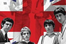 The Who / Pete Townsend, Roger Daltry, John Entwistle, Keith Moon