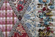 Jane Austen/Vintage quilts