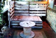 Pallet Furniture / Pallet Furniture Ideas and DIY Projects, Easy to make pallets home furniture like chairs, bed, tables, sofa etc. http://www.palletsideas.com