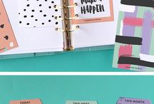 Binder/notebook
