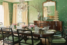 Dining Rooms / by Kristen Laird