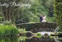 Weddings at Bovey Castle / What a great place to have a wedding. Beautiful house and gardens, and a great service by the staff.