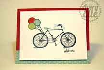 Cards w/ bicycles