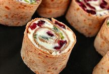 RECIPES | FINGER FOOD