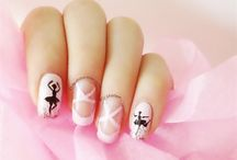 nails. / Cute nails are the cutest thing in the world!