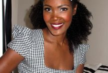 Natural hair looks / by Just Que
