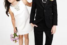 AEP Kids Wedding Wear / From flower girls, ring bearers, to kids wedding wear