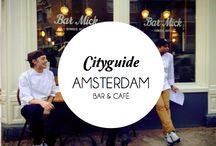 Cityguide - Amsterdam: Bar & Café