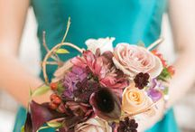 Fall Wedding Ideas / All the beauty of Autumn captured in one ladies special day.