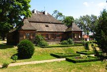 Dom na wzniesieniu