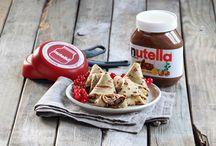 Nutella - Contents Facebook/Instagram/Youtube