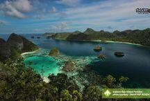 Explore Raja Ampat Paradise [operator : SMARTRIP ADVENTURE] / December 6-10, 2013  Link : http://triptr.us/rO
