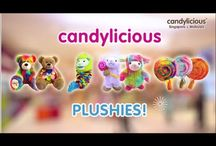 Plush and Cushions / Huggable and Lovable! Cuddle up with these cute and adorable plushies!