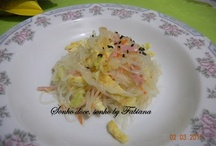 Culinária japonesa no dia a dia / by Flaviane Koti