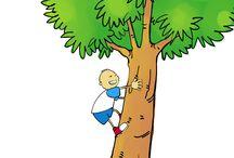 Do not climb tree