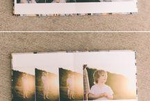 Diagramação de álbuns