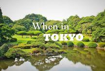 A week in Japan