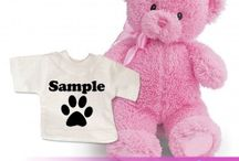 Personalised Teddy Bear and T-Shirt