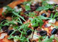 The Cornish Pizza Company / Award winning pizza in the heart of Cornwall's stunning north coast. Thin crust with locally sourced seasonal ingredients.  Delish!