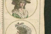 1786 Journal des Luxus und der Moden