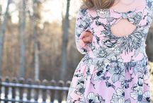 Amelie top & dress