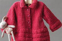 sweterek dla Emilki