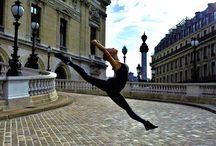 Kate Byrne by Adrien Perreau / Kate Byrne Royal Ballet London by Adrien Perreau for Palais Garnier