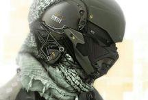 Мотоциклетные шлема