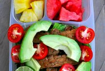 Lunch box ideas / ideas for lunch