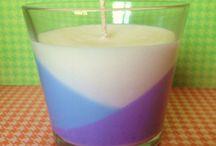 Casa de MOD / Hand poured hand made soy candles