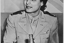 Willa B. Brown Coffey / This board is an observance to my cousin.  I thank her for her service to our Nation.