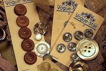 Vintage ~ Knopen