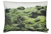 Unique pillows to dress up your home / Check out these beautiful and detailed Danish designed pillows