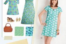 SEWING - DRESSES I love