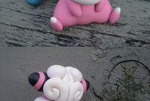 pokemon porcelana