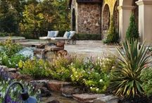 """""""Landscaping Style"""" / Some of our top choice landscaping designs that would make anyone's outdoor living needs come true."""