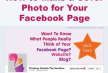 Facebook page hints & tips