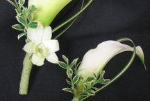 Kitűző virágok