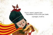 Sant Jordis, dracs i princeses
