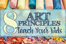 Art & Music / Resources for teaching art or music to all ages
