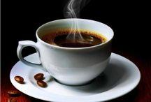 kopi hitam secangkir