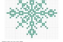 schemi punto croce
