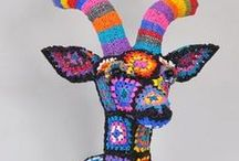 Psychedelic Crochet