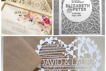 Laser Cut Inspiration / by Cards & Pockets