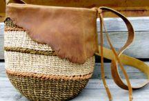 bolsas de palha
