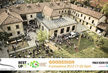 Favorite Places & Spaces / Cascina Cuccagna @goodesign2012