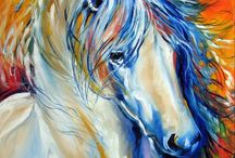 Paardenkunstcollectie