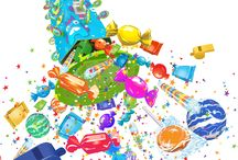 Goodie Gusher, a key to party fun! Piñata alternative / Goodie Gusher is a fun party product. People call it Piñata 2.0.