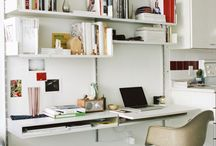 hjemmekontor/ home offices/work spaces