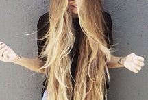 long hair - my dream